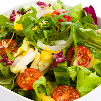Healthy Habits: Have Vegetables As Your Main Dish