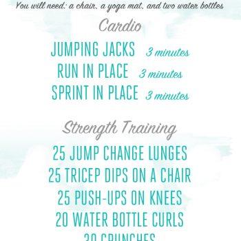 Wishful Wednesday: New Fitness Routines