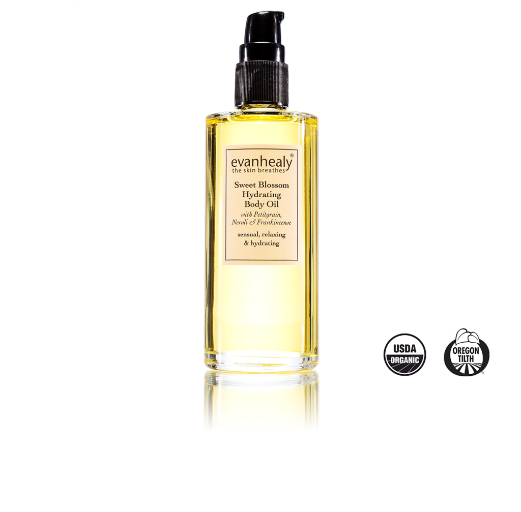 Evan Healy - Sweet Blossom Hydrating Body Oil
