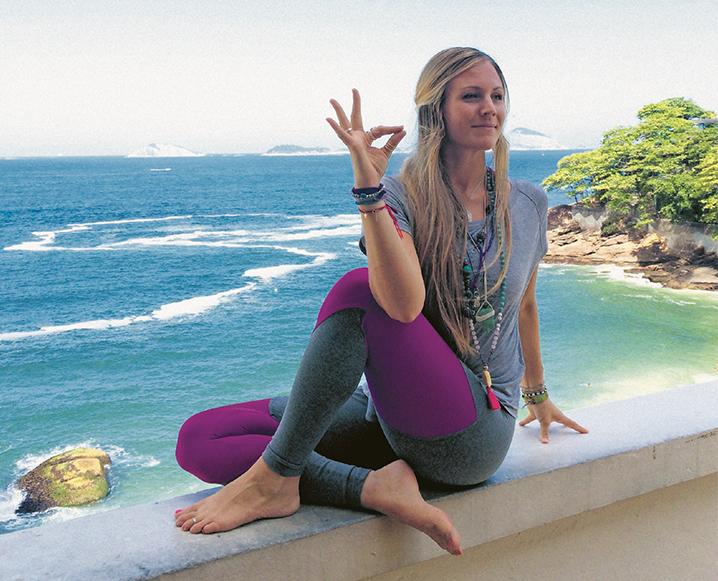Rachel Brathen Yoga Girl