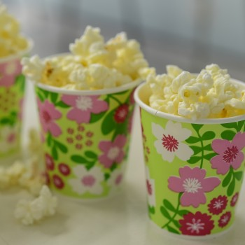 Toss Out the Prepackaged Popcorn and Make Your Own