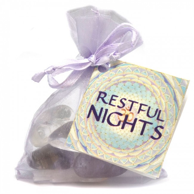 Energy Muse - Crystals for Restful Sleep
