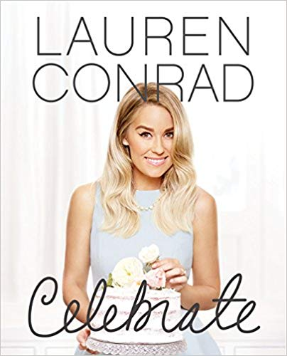 Amazon - Celebrate Book - Lauren Conrad