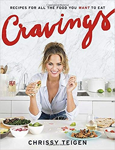 Amazon - Cravings Book - Chrissy Teigan