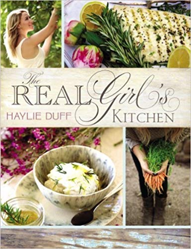 Amazon - The Real Girls Kitchen Book - Haylie Duff
