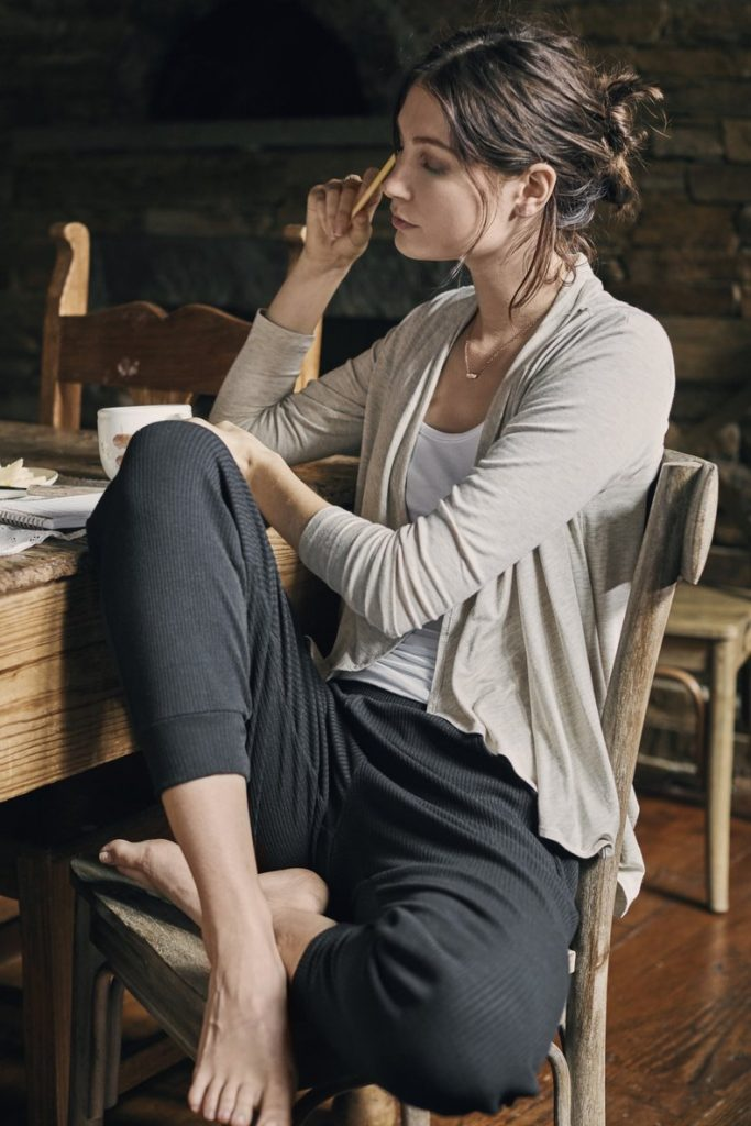 Amour Vert - Michaela Softest Cardigan