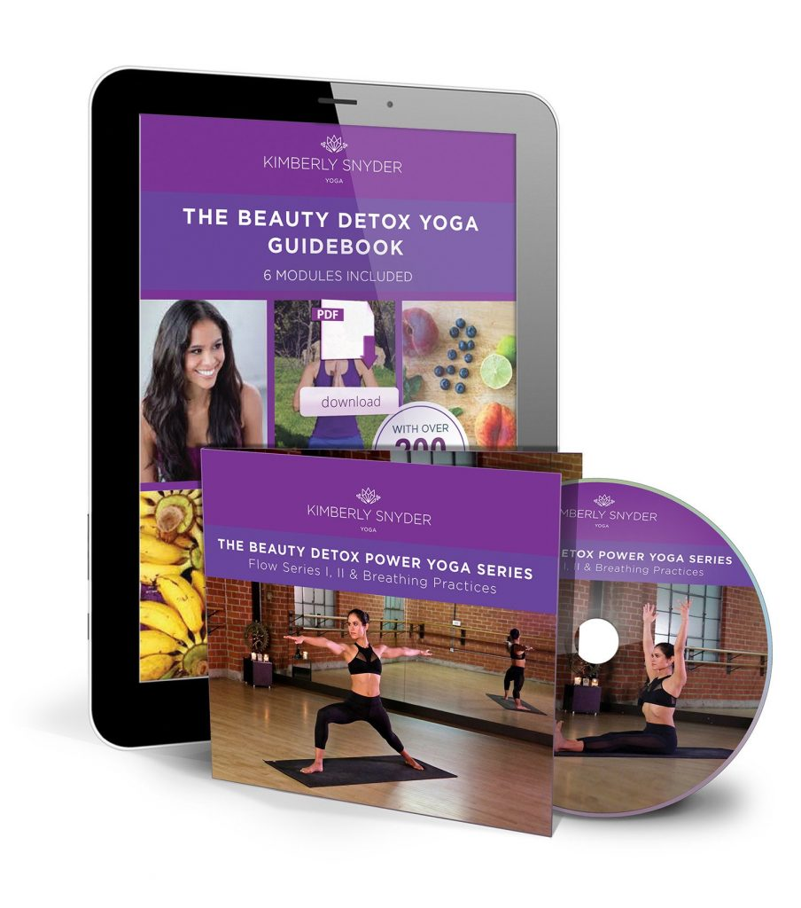 Kimberly Snyder - The Beauty Detox Power Yoga Series DVD