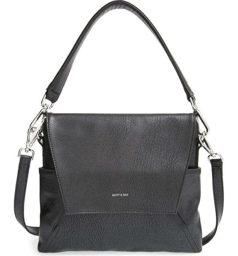 Nordstrom - Minka - Faux Leather Shoulder Bag