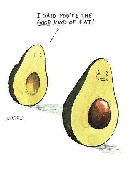 Will McPhail - Cartoon