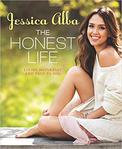 Amazon - Jessica Alba - The Honest Life