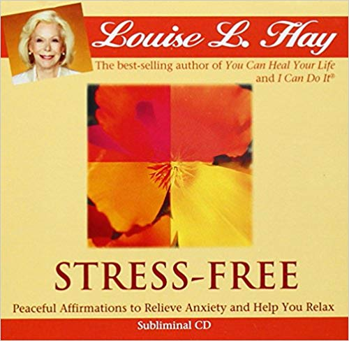 Amazon - Louise L. Hay - Stress Free Subliminal CD