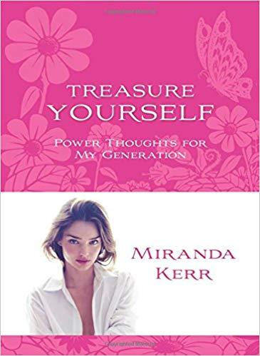 Amazon - Miranda Kerr - Treasure Yourself Book