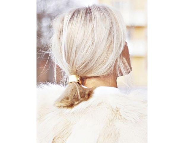 Byrdie.com - Hairstyles for Wedding - Hair Accessory
