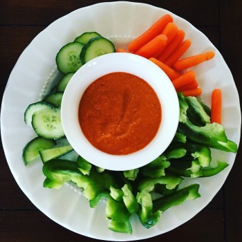 Clean Eats: Kimberly Snyder's Raw Muhammara Dip