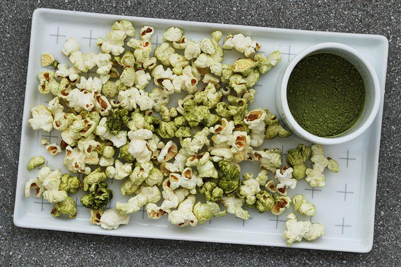 Honest.com - Matcha Green Tea Popcorn