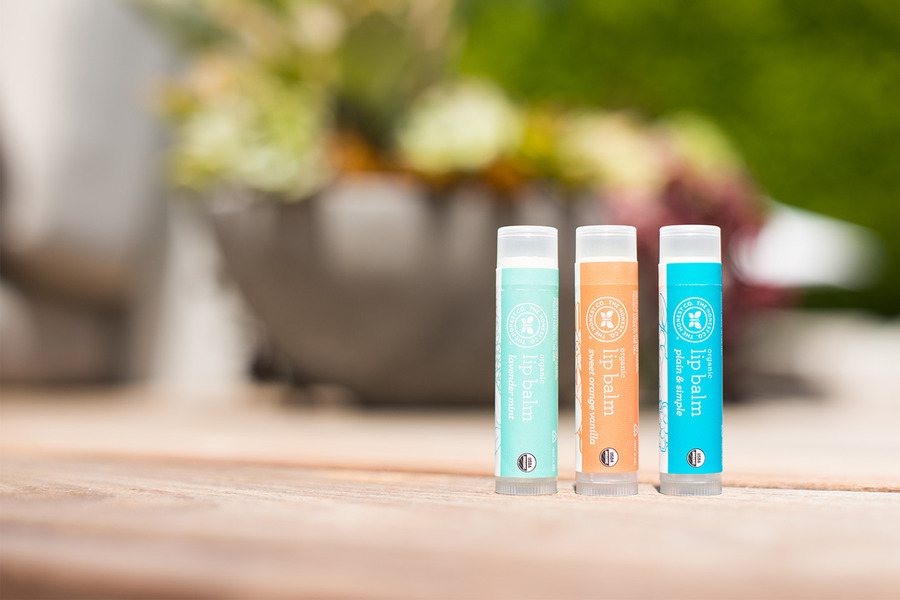 Honest.com - Organic Lip Balm Trio
