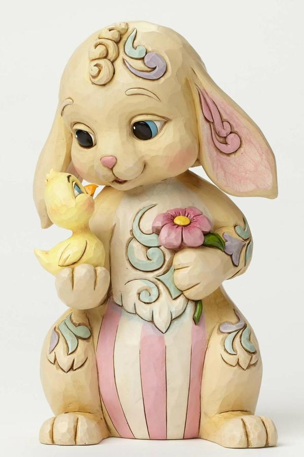Shopstyle - Jim Shore - Easter Bunny Figurine