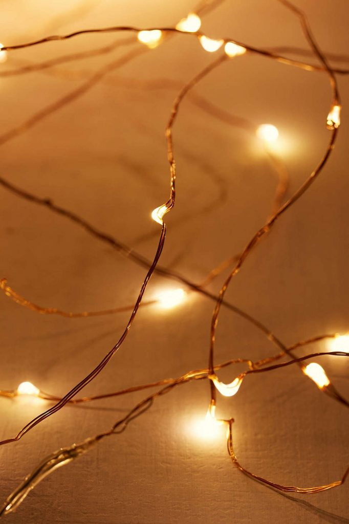 UrbanOutfitters.com - Firefly String Lights