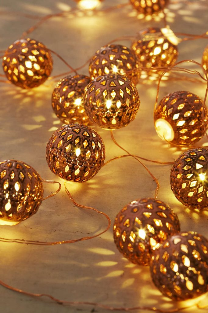 UrbanOutfitters.com - Lantern String Lights