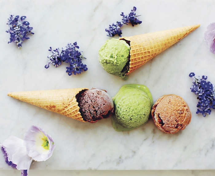 Well and Good - Healthy MintChocolate Chip Ice Cream