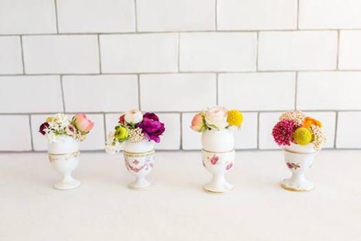 Lauren Conrad - Easter Egg Bud Vases