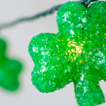 Thursday Thirteen: Green Your Space With St. Patrick's Day Inspired Decor