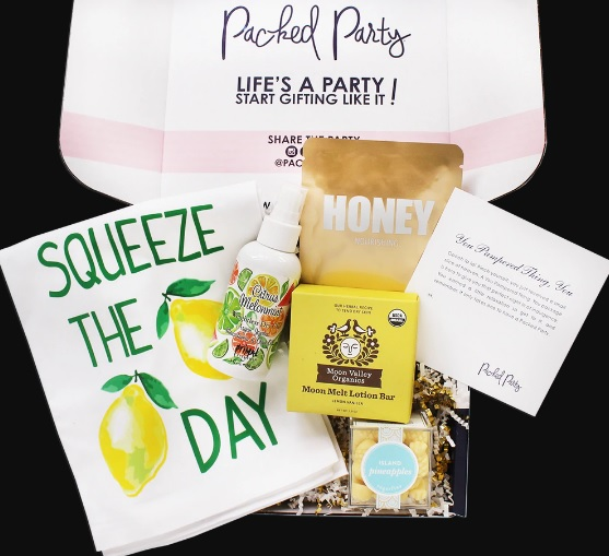 Packed Party - You Pampered Thing You - Mothers Day Gift