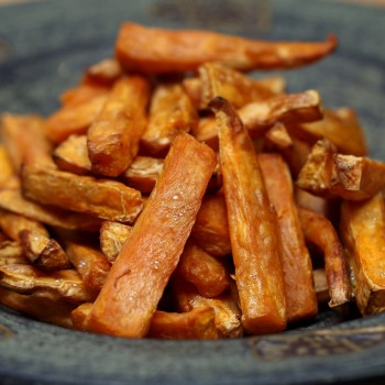 Clean Eats: Homemade Sweet Potato Fries
