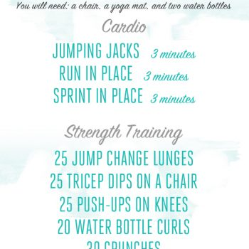 Wishful Wednesday: New Fitness Routines