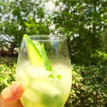 Delightful Drinks: Cucumber Mint Refreshment
