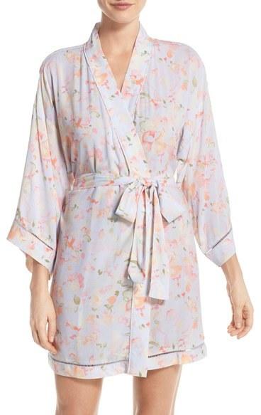 Nordstrom - Sweet Dreams Print Robe