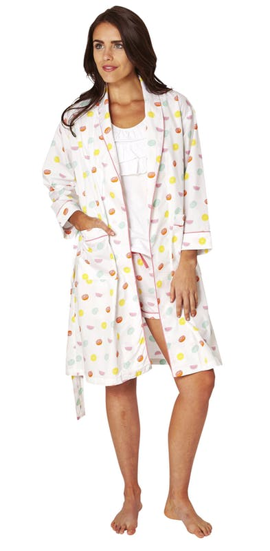 Shopsring - Sant and Abel - Tutti Frutti Womens Robe