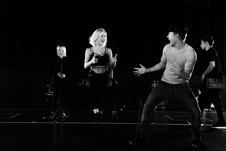Dancing - JulianneHough.com