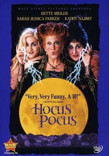 Amazon - Hocus Pocus