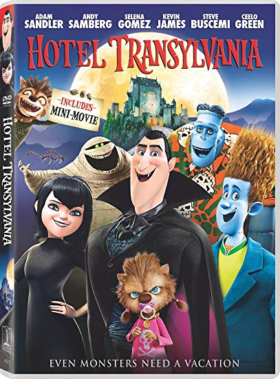 Amazon - Hotel Transylvania