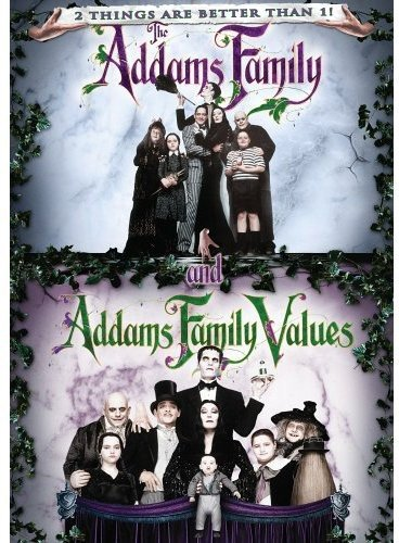 Amazon - The Addams Family